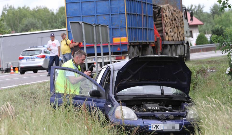 Film do artykułu: Dwoje dzieci rannych po wypadku w Jadachach!