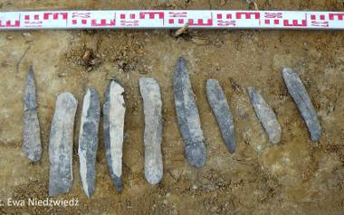 Archeolodzy odkryli grobowiec sprzed 5,5 tysiąca lat. Znaleziska dokonali na placu budowy drogi S19 w Strzeszkowicach w gminie Niedrzwica Duża