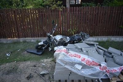 Wypadek w Leszczydole-Pustkach