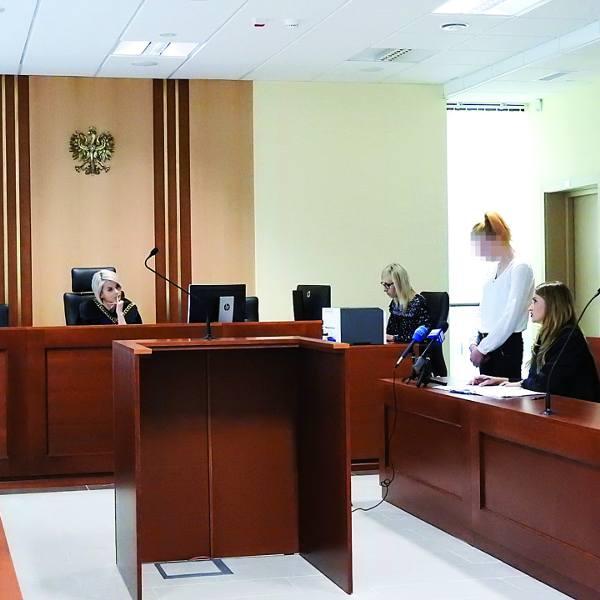 Proces 24-letniej Elżbiety G. trwa od kilku miesięcy. Kobieta od początku chciała dobrowolnie poddać się karze