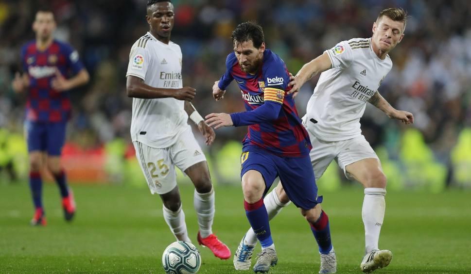 """Film do artykułu: La Liga. """"Matko Święta!!! Leo Messi w trybie Boga"""" - zobacz jak Argentyńczyk szaleje na treningu Barcelony [WIDEO]"""
