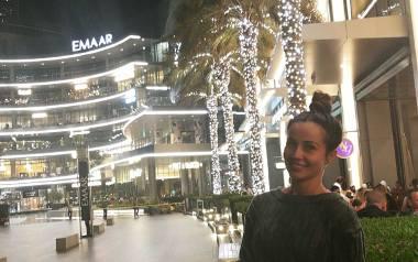 Diana Walkiewicz, radomska projektantka mody po raz kolejny ruszyła na podbój rynku w Dubaju.