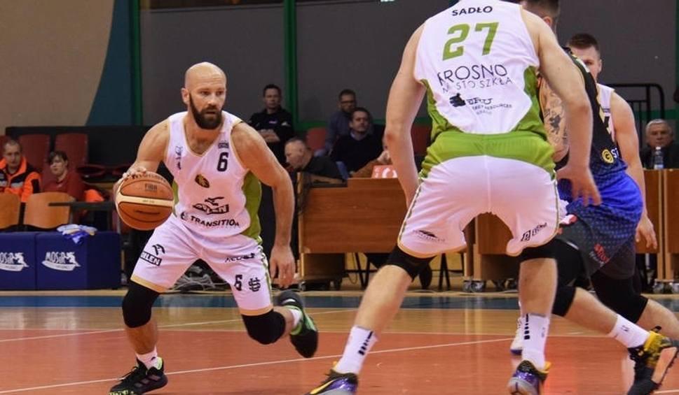 Film do artykułu: 1 liga koszykarzy. Dariusz Oczkowicz nadal będzie reprezentował barwy Miasta Szkła Krosno