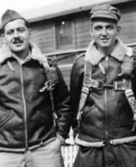 Leonard Marino i John Sunberg zginęli w zestrzelonym przez Rosjan amerykańskim bombowcu. Rośnie szansa na odnalezienie ich szczątków i odesłanie do