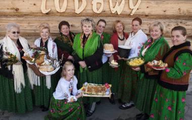 Tradycyjny wielkanocny mazurek Koła Gospodyń Wiejskich z Kościeliska.