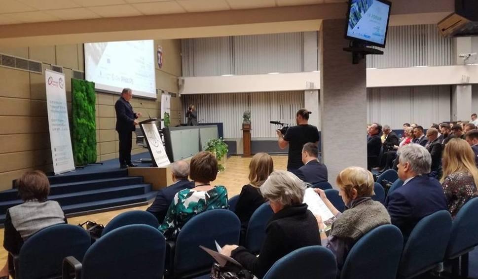 Film do artykułu: Kraków. IV Forum Green Smart City o inteligentnych technologiach dla miast