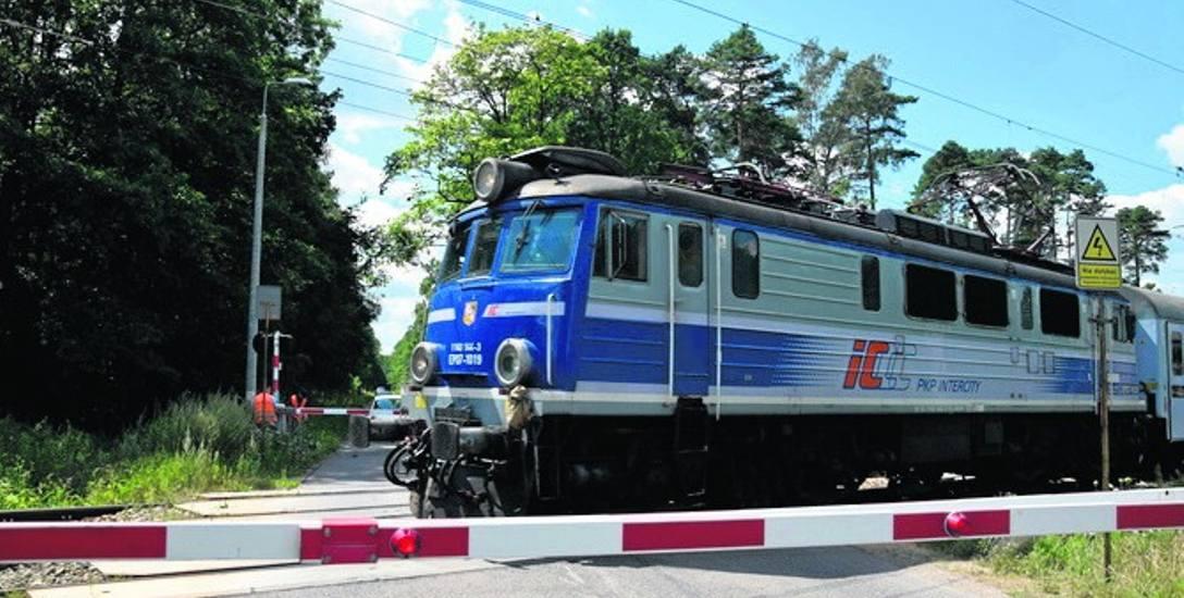 Do zdarzenia doszło na tym przejeździe w Pawonkowie