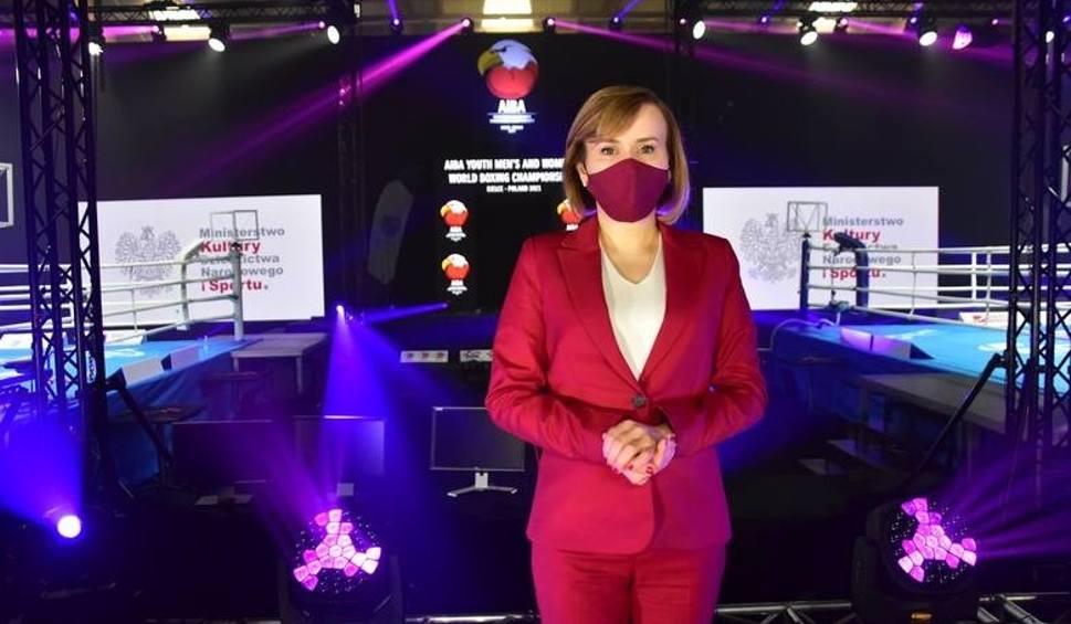 Film do artykułu: Anna Krupka o Młodzieżowych Mistrzostwach Świata w Boksie Kielce 2021: To bardzo ważny dzień dla polskiego sportu