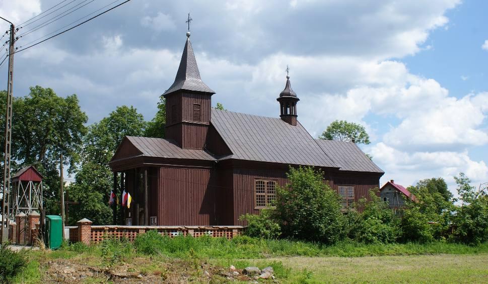 Film do artykułu: Kościoły kujawsko-pomorskich wsi. Zobacz unikalne zdjęcia