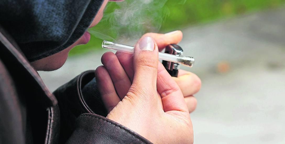 W Gdyni eksperci państwowego powiatowego inspektora sanitarnego w suszu roślinnym wielokrotnie zamiast marihuany znajdowali dopalacze o symbolach chemicznych