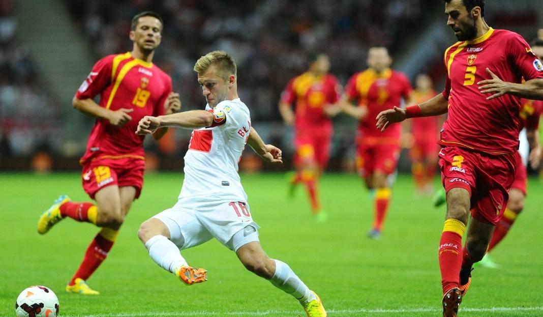 mecz czarnogóra polska