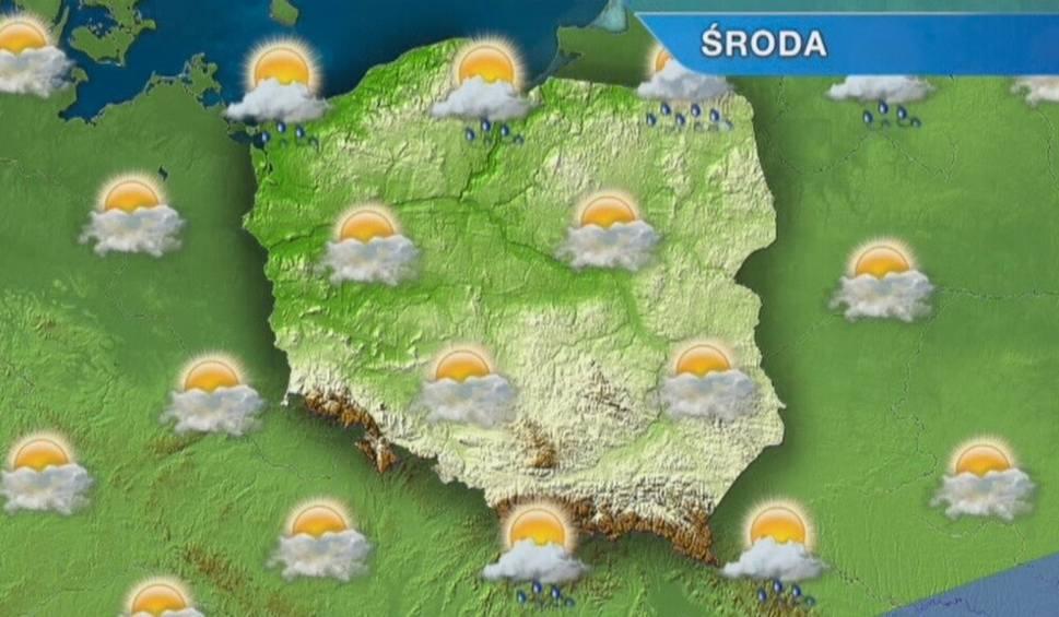 Film do artykułu: Pogoda w Opolu i na Opolszczyźnie. W środę deszcz lub deszcz ze śniegiem