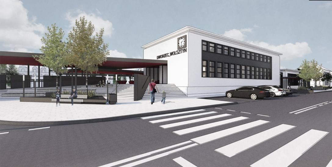 Gmina Wolsztyn ubiega się o dofinansowanie budowy dworca. Kto dopłaci do 6 milionów?