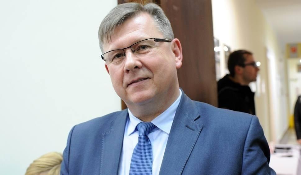Film do artykułu: Witold Kozłowski już oficjalnie kandydatem na marszałka Małopolski