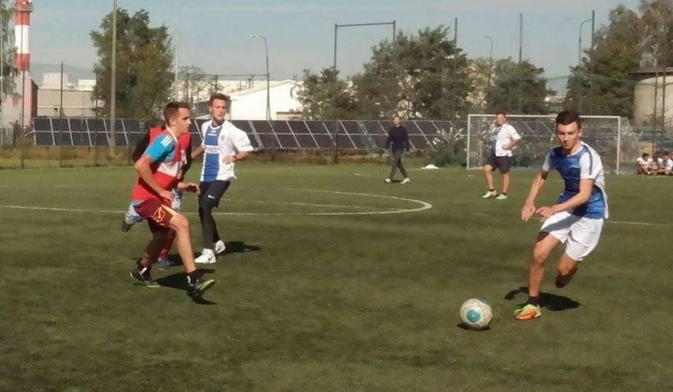 Film do artykułu: Polska - Ukraina 1:4 w meczu piłkarskim uczniów gorzyckiej szkoły (zdjęcia)