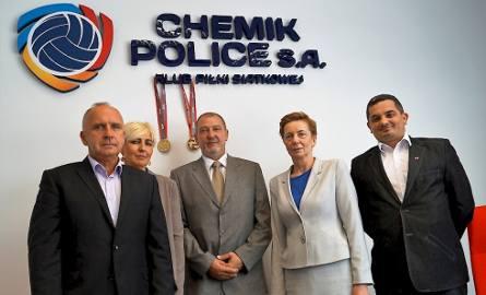 Chemik Police ma nowego prezesa