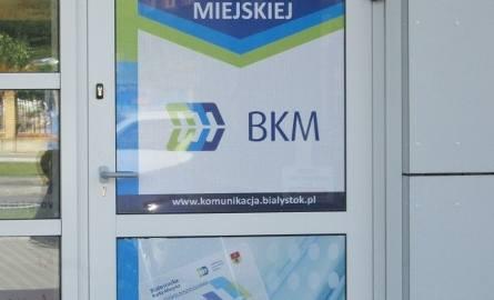 Zaścianki: Komunikacja miejska. Punkt sprzedaży biletów BKM już czynny