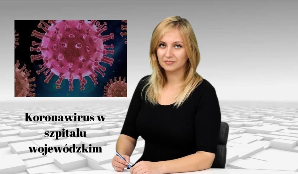 Film do artykułu: WIADOMOŚCI ECHA DNIA. Koronawirus w szpitalu wojewódzkim. Lecznicy grozi paraliż?