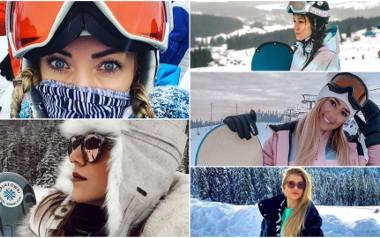 Najpiękniejsze polskie narciarki i snowboardzistki z Instagrama. Zobacz, jak szusują [ZDJĘCIA]