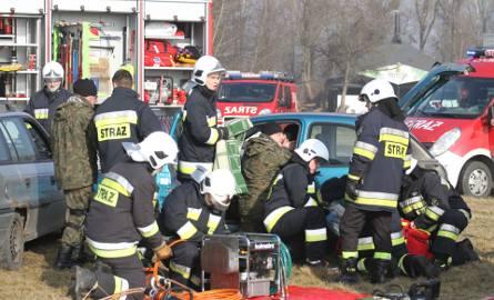 Terytorialsi ćwiczyli ze strażakami na Jeziorze Tarnobrzeskim (zdjęcia)