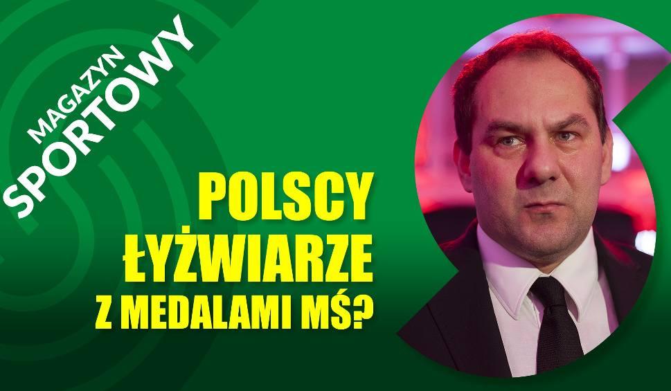 Film do artykułu: MAGAZYN SPORTOWY: Paweł Zygmunt o szansach polskich łyżwiarzy w MŚ w Korei i przygotowaniach do IO