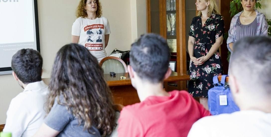 Studenci z Politechniki Białostockiej i hiszpańskiego University of Cordoba rozpoczęli w poniedziałek (1 lipca) zajęcia szkoły letniej VIPSKILLS. To