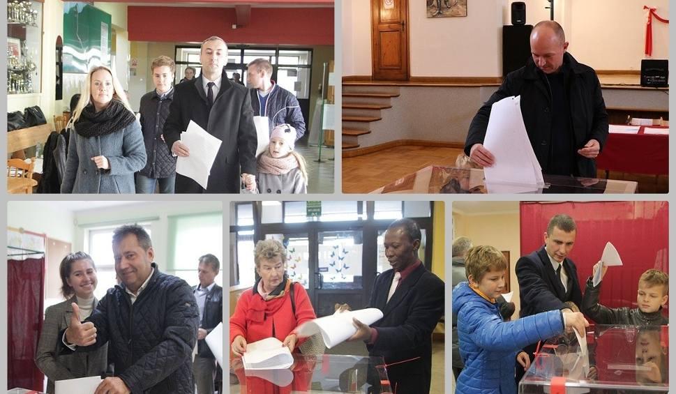 Film do artykułu: Jak głosowali kandydaci na prezydenta Włocławka w wyborach samorządowych 2018 [zdjęcia, wideo]