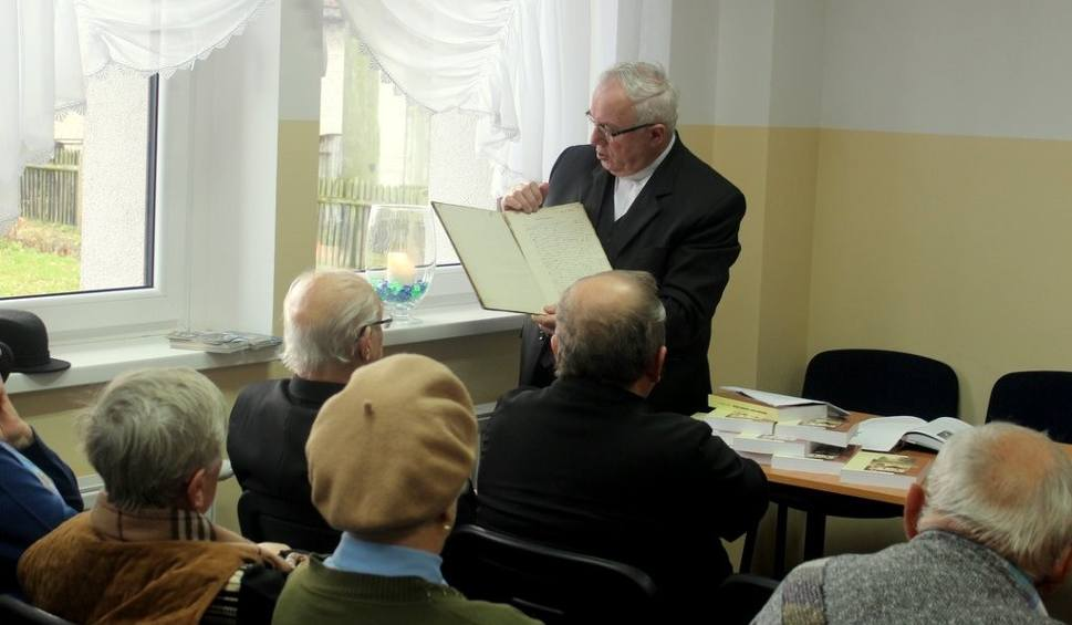 Film do artykułu: Spotkanie autorskie z ks. Bernardem Joszką. Promował swoją książkę