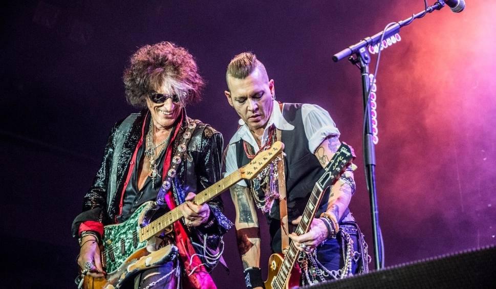 Film do artykułu: Johnny Depp zagra na Festiwalu Legend Rocka w Dolinie Charlotty. Będzie ostro i głośno