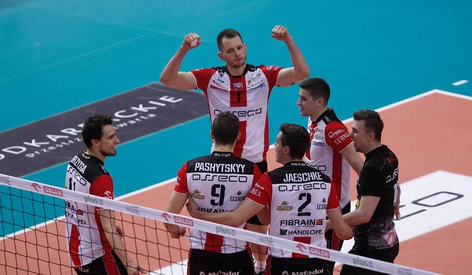 Film do artykułu: Asseco Resovia Rzeszów zagra w finale PlusLigi. Sensacja w Bełchatowie