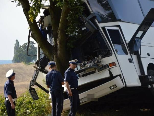 Wypadek autobusu z pracownikami Amazona. Nie żyje kierowca