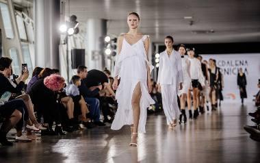 Po Mediolanie przyszedł czas na Lwów. Magdalena Kurnicka, projektantka z Białegostoku, z kolekcją Memoro na Fashion Week na Ukrainie
