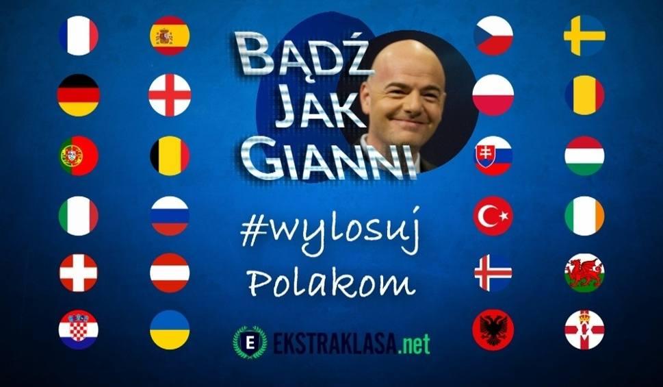 Film do artykułu: Wylosuj Polakom rywali na Euro 2016! Losowanie już w sobotę! [SYMULACJA]