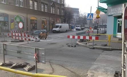 Remonty torowisk tramwajowych w Zabrzu: Ile potrwają utrudnienia? [ZDJĘCIA]
