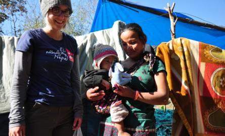 Poznaniacy odbudowują Nepal