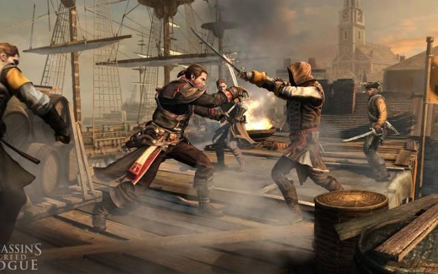 Assassin's Creed Rogue: Zwiastun, data premiery i pierwsze szczegóły (wideo)