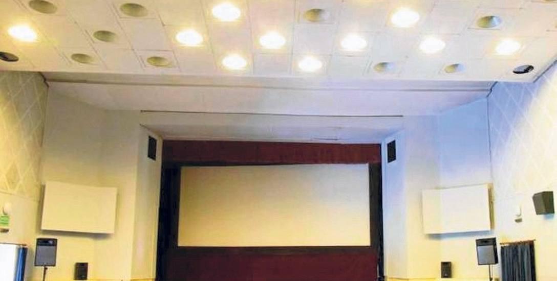 Kino miało być reaktywowane rok temu. Potem okazało się, że adaptacja dawnej sali może kosztować 200-300 tys. zł