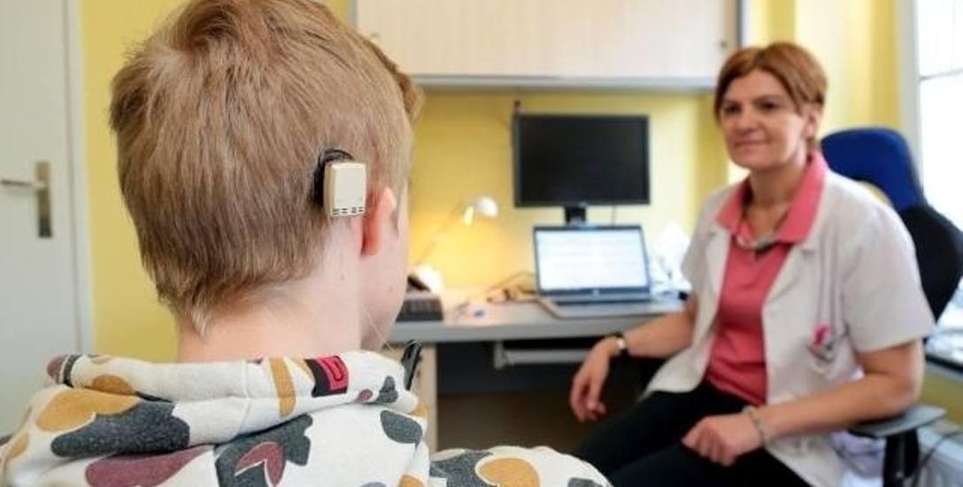Unii Lubelskiej: Rodzic może sterować słuchem dziecka przez telefon