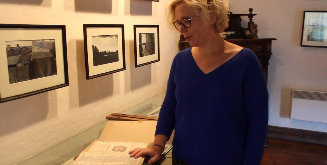 Księgę odnalazła dr Karolina Korenda-Gojdź.