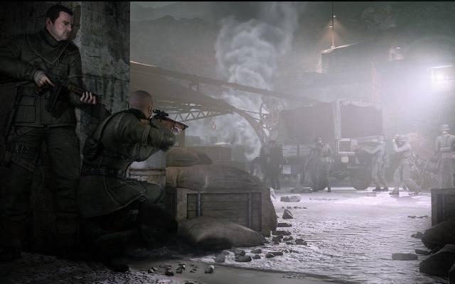 Sniper Elite V2: Przed pierwszym strzałem