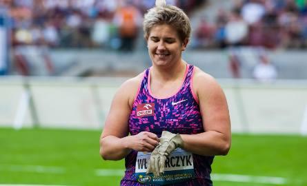 Anita Włodarczyk wygrała konkurs rzutu młotem podczas memoriału Kamili Skolimowskiej rzutem na odległość 79,80 m.