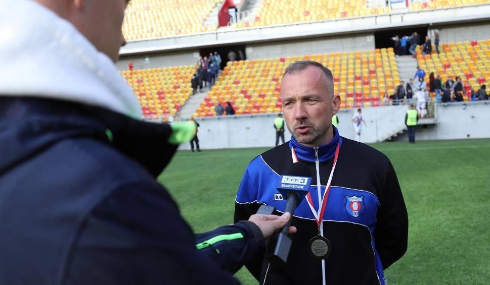 Film do artykułu: Regionalny Puchar Polski na stadionie w Białymstoku (film)