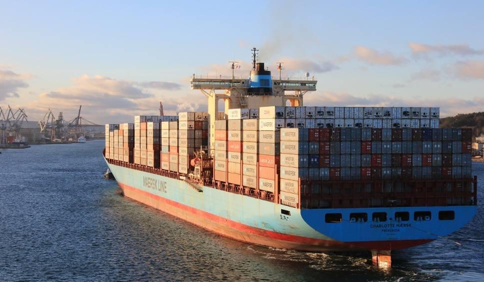 Film do artykułu: Do Portu Gdynia wpłynął olbrzymi kontenerowiec 12.02.2019. Charlotte Maersk to największy statek towarowy w historii portu [zdjęcia, wideo]