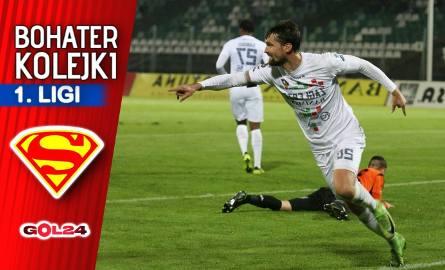 Szymon Lewicki – bohater 14. kolejki Nice 1. ligi GOL24