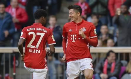 Bayern Monachium rozbił HSV 8:0