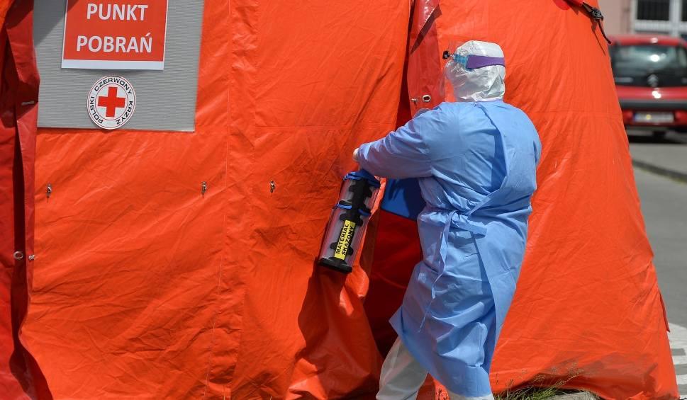 Film do artykułu: Koronawirus. Informacje, komunikaty, wydarzenia z Podkarpacia. Raport w sprawie epidemii [24.11]
