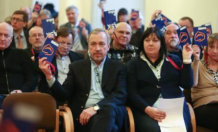 Kogo działacze wrocławskiej Platformy Obywatelskiej wybiorą na swojego przywódcę?