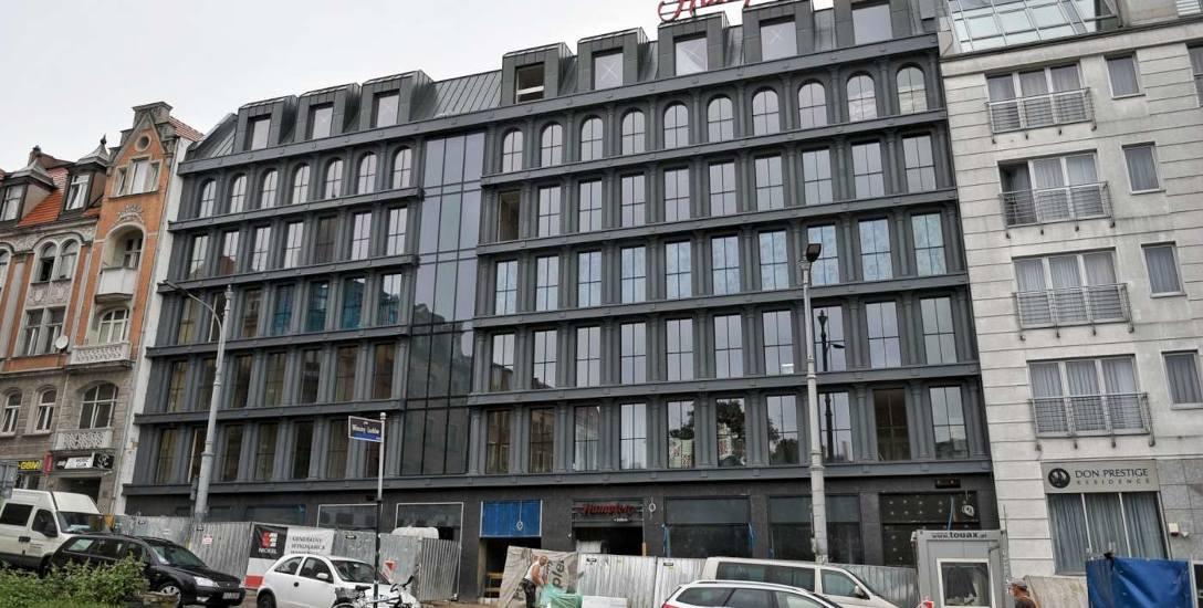 Na początku roku otwarty ma zostać Hampton by Hilton przy ul. Św. Marcin.