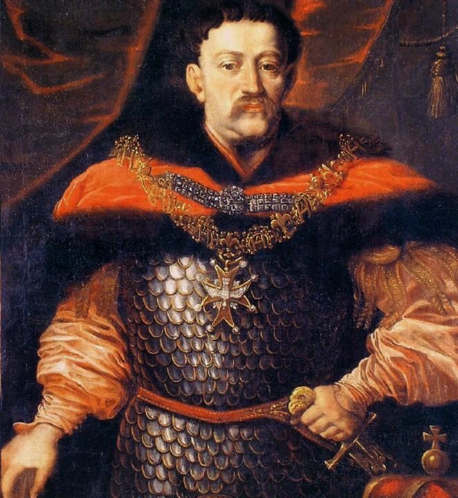 Jan III Sobieski herbu Janina (ur. 17 sierpnia 1629 w Olesku, zm. 17 czerwca 1696 w Wilanowie) – król Polski od 1674, hetman wielki koronny od 1668,