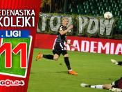 Niespodziewany lider. Jedenastka 3. kolejki Fortuna 1 Ligi według GOL24!